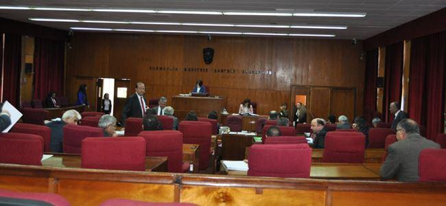 Meclis toplandı