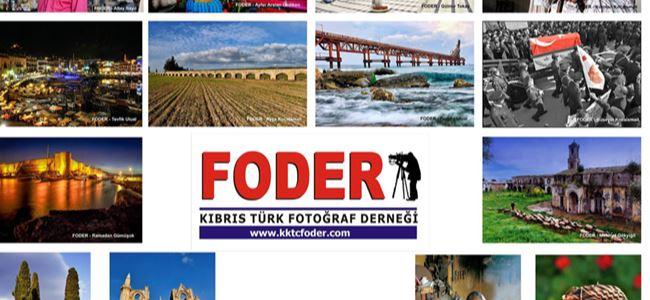 Kuzey Kıbrıstan kareler Türkiyede sergilendi