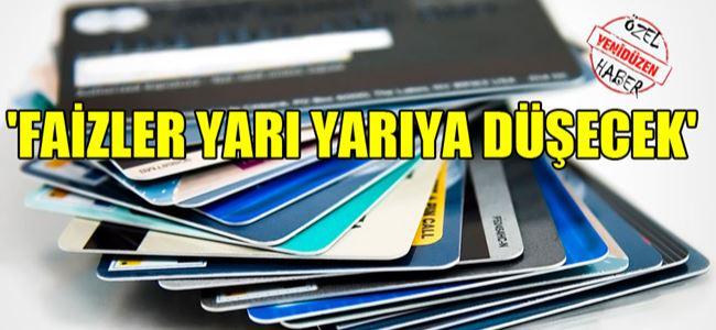 Kredi kartlarına YENİ DÜZENLEME