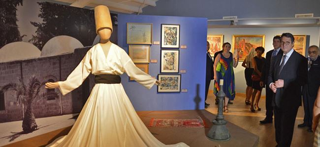 Kıbrıs 'a ait kültürel mirasın tanıtımına katkı