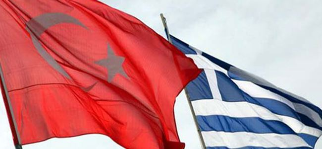 Yunanistandan Türkiyeye nota!