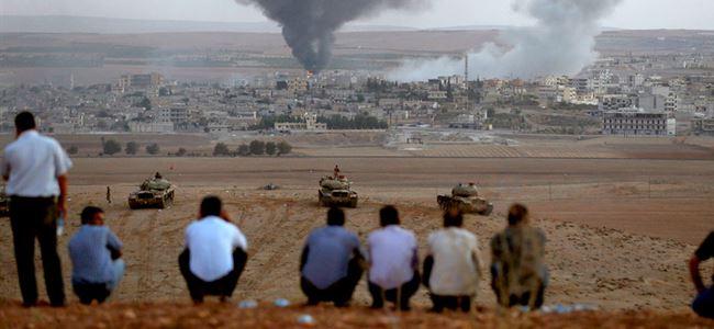 """Kobani kantonu Eşbaşkanı Enver Müslim: """"Kobaninin yüzde 70i elimizde"""""""