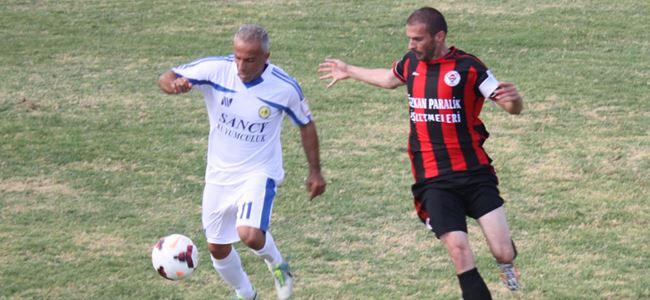 Hamitköy, Geçitkale'ye patladı: 0-4