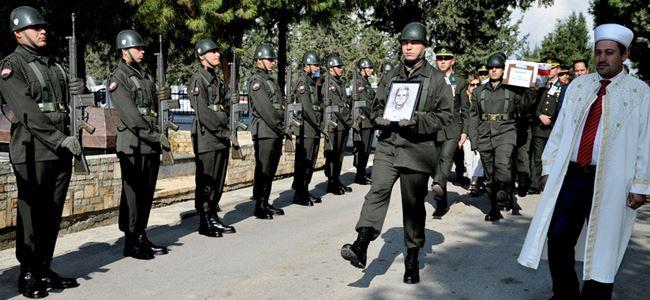 'Kayıp' Halil Abdullah'ın naaşı defnedildi