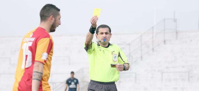 İki futbolcuya 4'er maç ceza
