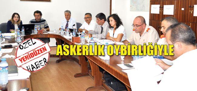 Komite çalışmasını tamamladı