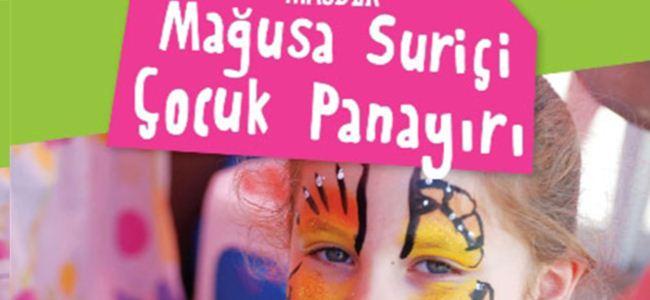 Mağusa Suriçi Çocuk Panayırı 20-22 Nisan'da
