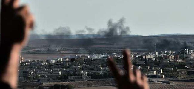 IŞİD, Kobanide geri çekiliyor