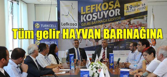 LEFKOŞA KOŞUYOR