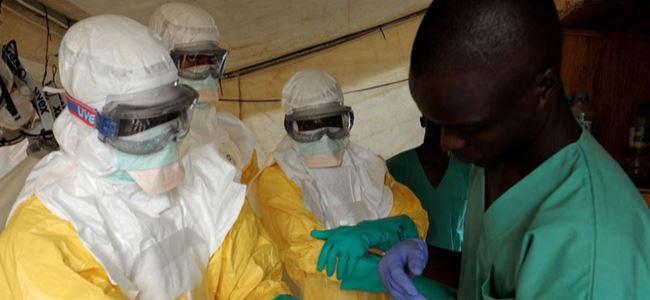 Ebola salgının Nijeryada sona erdiği açıklandı