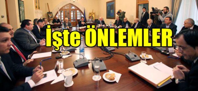 Ulusal Konsey alınacak önlemleri açıkladı