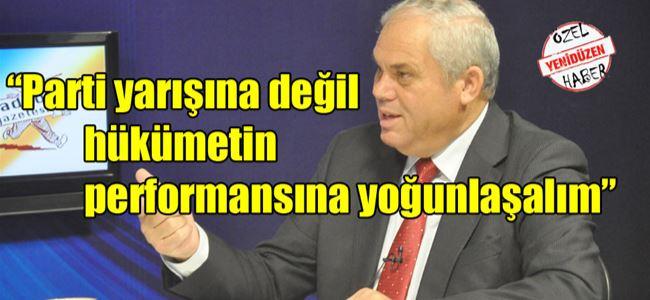 Başbakan Yorgancıoğlu Kanal SİM'e konuştu