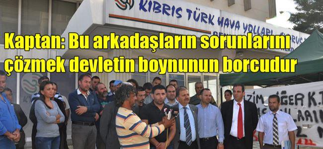 KTAMS Başbakan Yorgancıoğlu ile görüştü