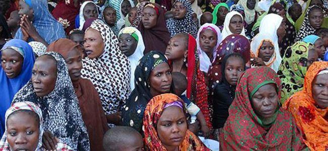 Nijeryada 60 kadının kaçırıldığından endişeleniliyor