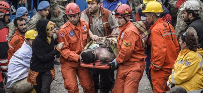 Çinde maden kazası:16 ÖLÜ