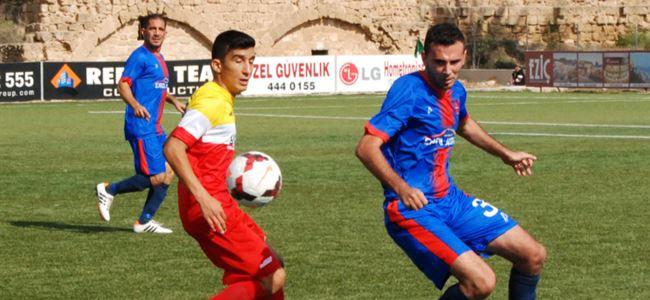 Göçmen'den iki gol üç puan: 0-2