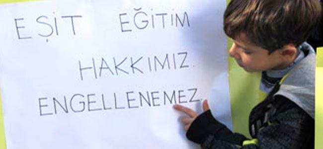 Veliler Eğitim Bakanlığı önünde eylem yapacak