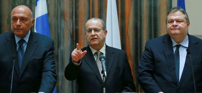 Türkiyeye ortak çağrı: Akdenizdeki faaliyetlere son verin