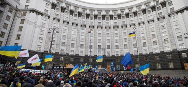 Ukraynada ayrılıkçılar seçime girmeye hazırlanıyor