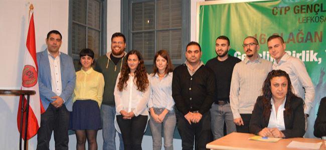CTP Gençlik Lefkoşa kongresini gerçekleştirdi