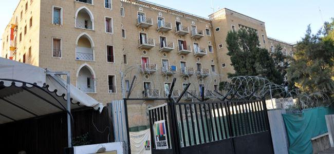 Ledra Palace Otel için müzakere ediliyor