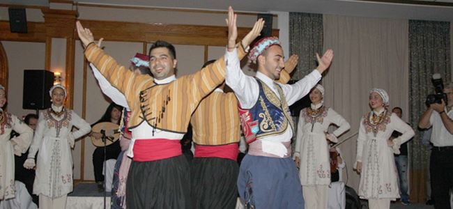 """Folk-Der """"Kıbrıs'ın Somut Olmayan Kültürel Mirası""""nı tanıttı"""