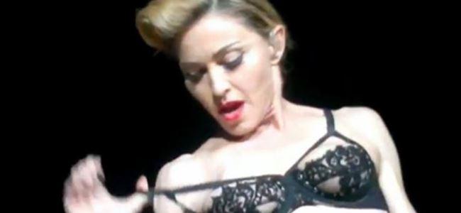 Madonnanın kıyafetleri için 3,2 milyon dolar ödediler