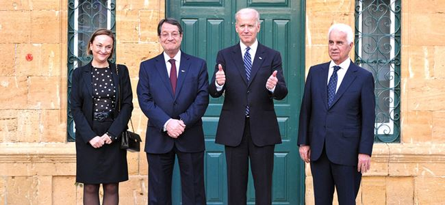 Cumhurbaşkanı Eroğlu, Biden'a mektup gönderdi