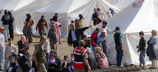 Suriyeli sığınmacılar için yardım paketi