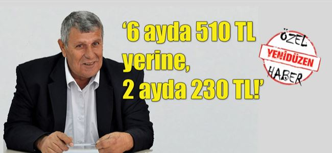 DEV-İŞ Genel Başkanı Seyis, işçinin kaybı var