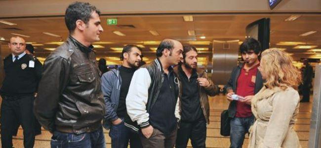 Libyada kaçırılan 9 Türk vatandaşı kurtarıldı.