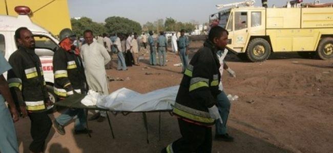 Trafik kazasında 38 ölü!