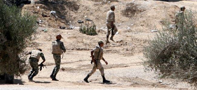 Sina operasyonlarında 10 ölü, 54 gözaltı