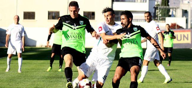 Forest'e 'Karayel' çöktü: 0-1