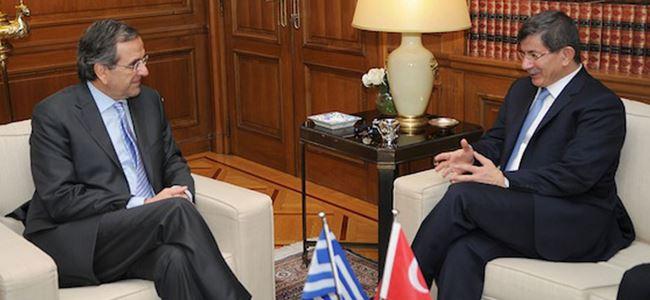 Davutoğlu Atina'ya 'hediye' götürmeyecek (!)