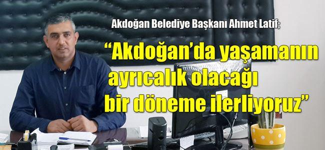 Akdoğanda ilk 100 gün