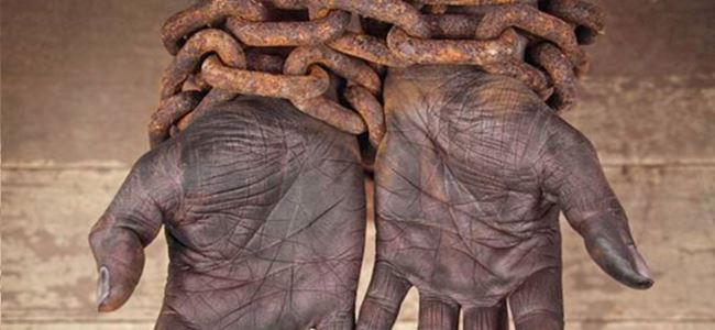 Dünyada 36 milyon köle