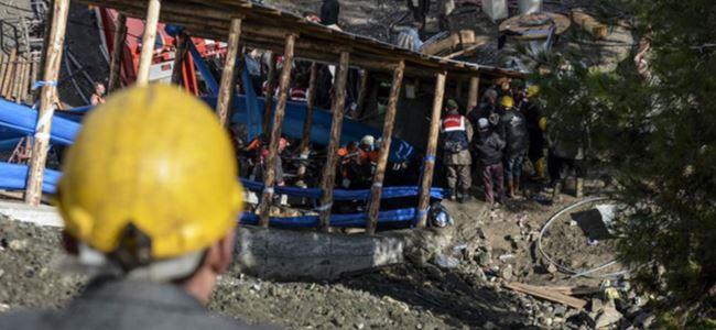 6 işçinin cansız bedeni bulundu.