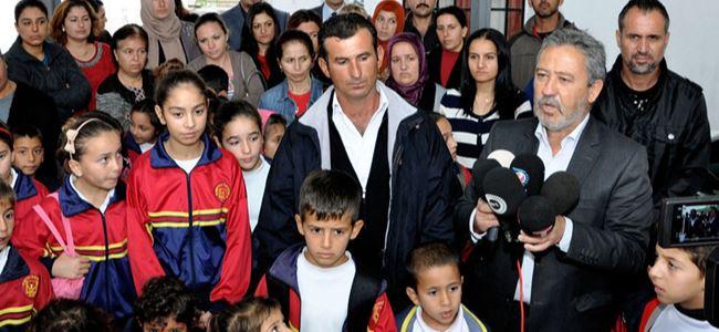 Okul Aile Birliği bakanlık önünde eylem yaptı