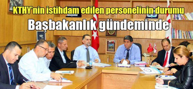Komite ilk toplantısını yaptı