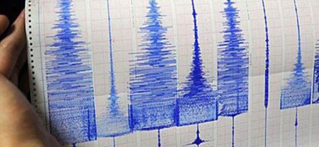 Çinde Deprem