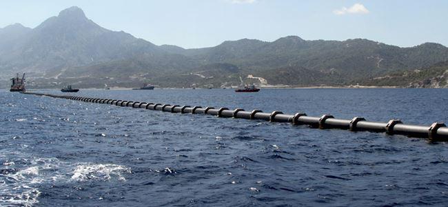 Bakan Dinçyürek: Su 2 ay sonra Kıbrıs'ta