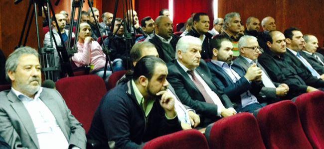 Göç Yasasına Dur De İnisiyatifi mecliste