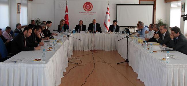 Bütçe komitesi 'Eğitim'i görüşüyor