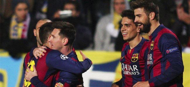 Lefkoşa'da Messi'nin gecesi