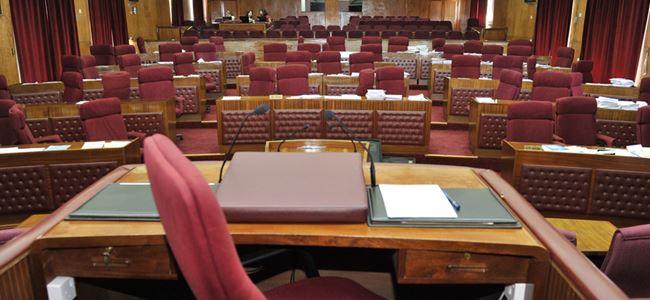 Meclis yine nisaba takıldı