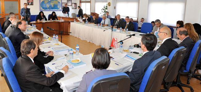 Komite Çevre Bütçesini görüşüyor