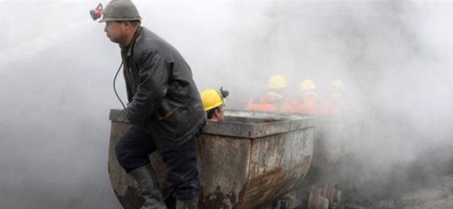 Çinde maden ocağında yangın: 24 ÖLÜ
