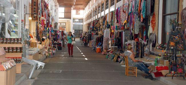 Bandabuliya'daki iki dükkan kiralanıyor