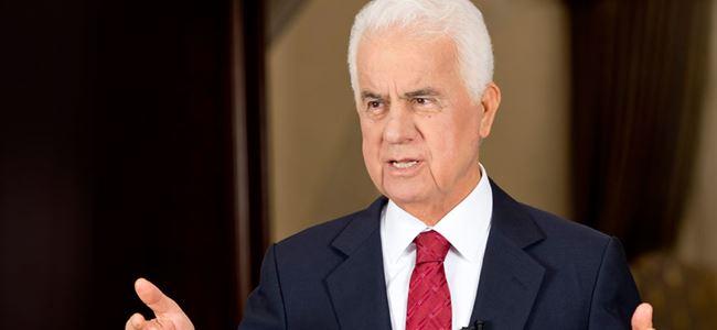Cumhurbaşkanı Eroğlu adaylığını açıkladı